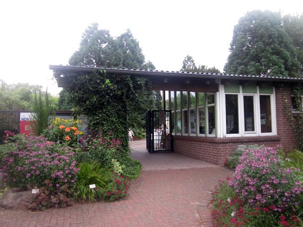 Botanischer Garten in Hamburg, Klein Flottbek