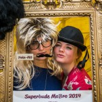 Movember-Party Superbude Hotel Hostel Lounge 31