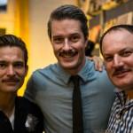 Movember-Party Superbude Hotel Hostel Lounge 33