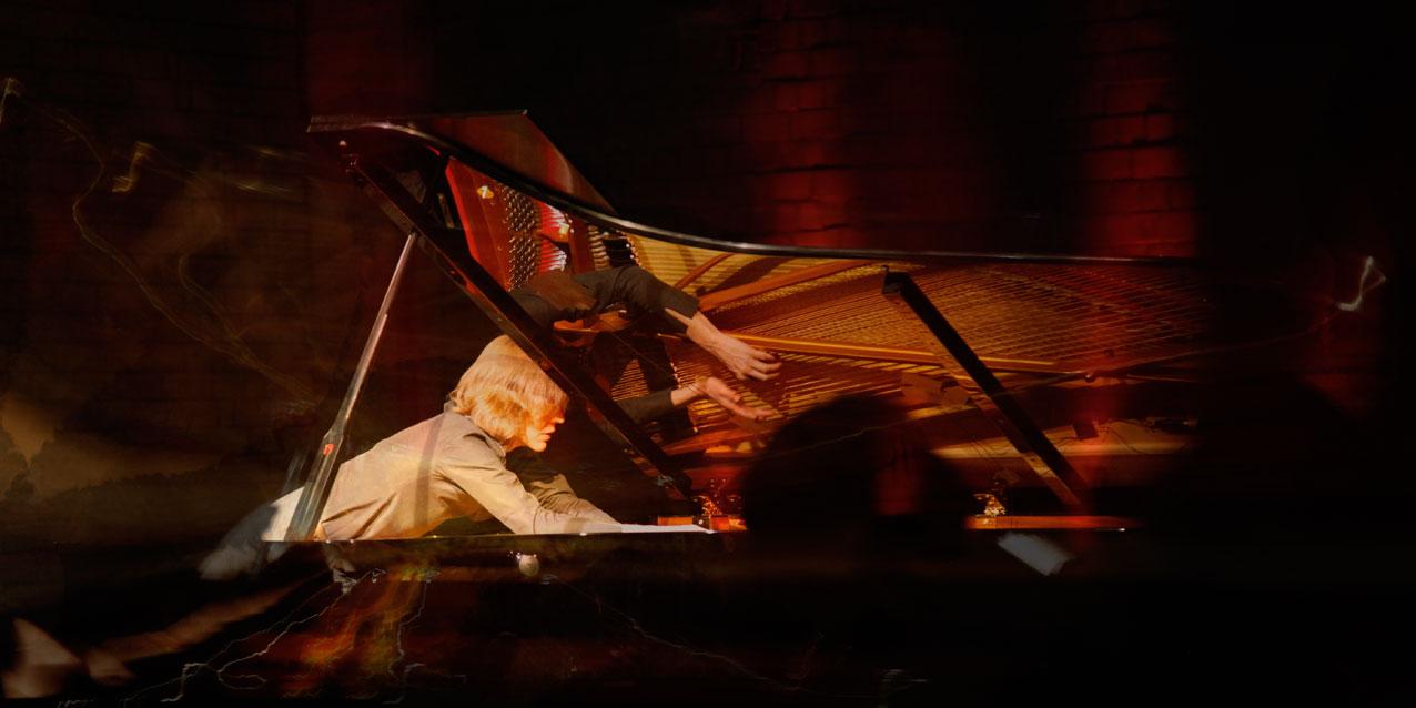 Das Klavier als Saiteninstrument