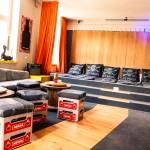 Superbude Hotel Hostel Lounge Astra Rockstarsuite