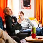Superbude Hotel Hostel Lounge Einweihnung ASTRA Rockstarsuite (9)