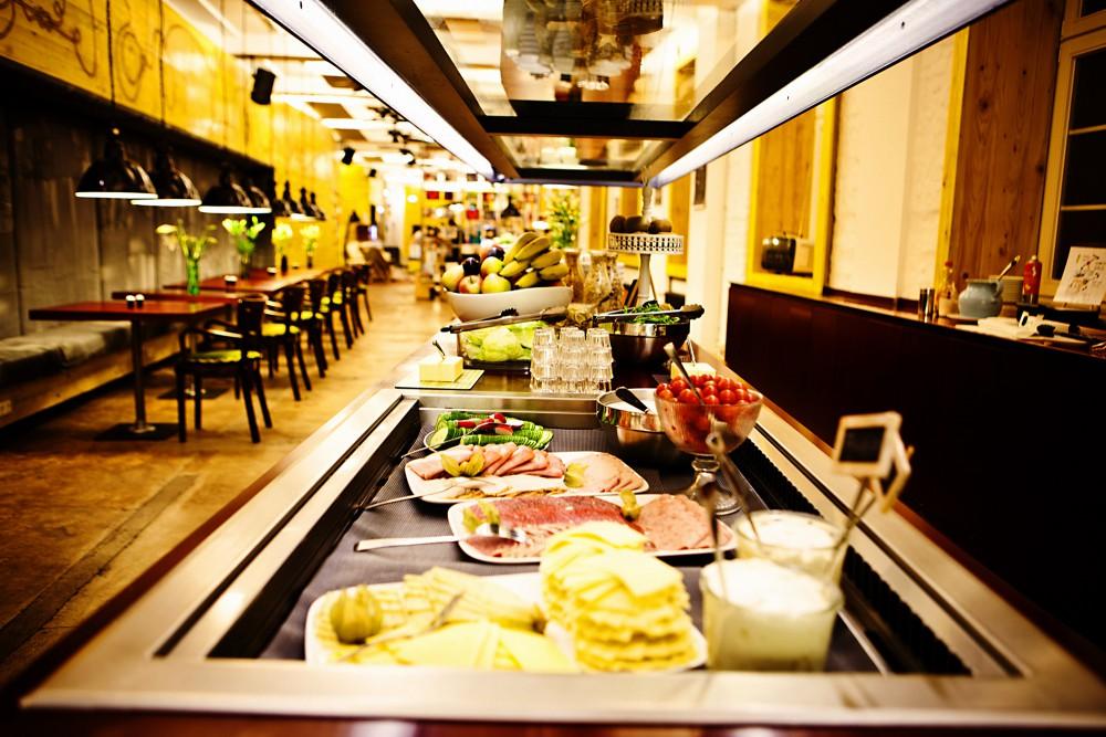 Fruhstucksbuffet