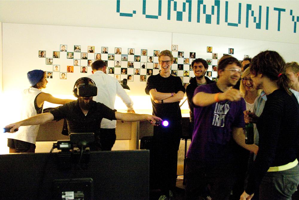 Die Betahaus-community in virtuellen Welten