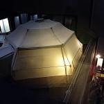 ...das DOMO auf de...das DOMO auf der Dachterrasse in St. Georg