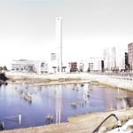 Die Satellitenstadt HafenCity