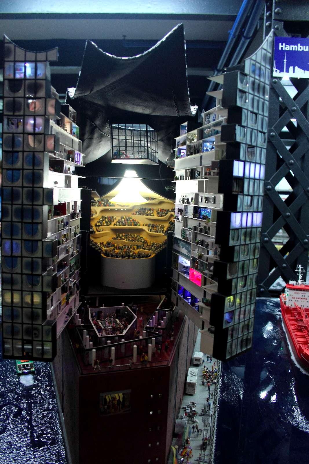 Die Elbphilharmonie von innen
