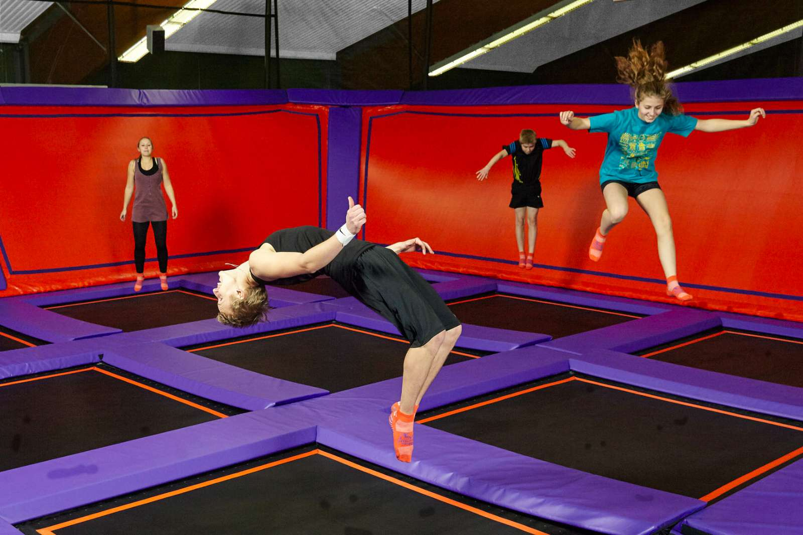 JumpHouse:FreeJUMP / Foto: JumpHouse