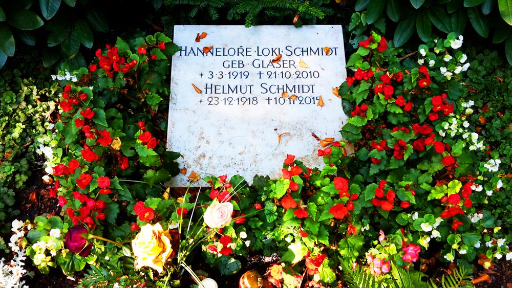 Schmidts Grab – sympathisch unscheinbar