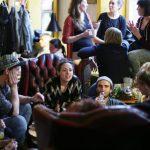 Events in der Superbude / Foto: Maria Kotylevskaja