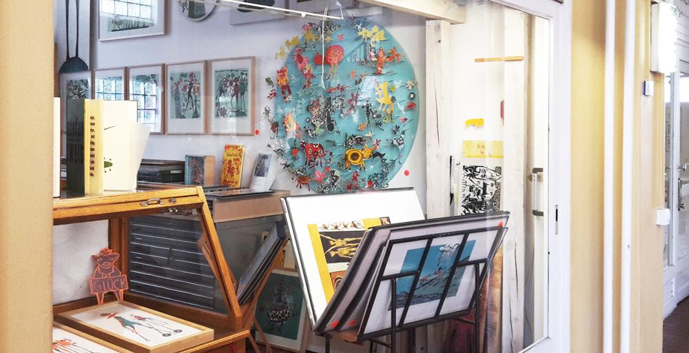 Atelier in der Koppel 66
