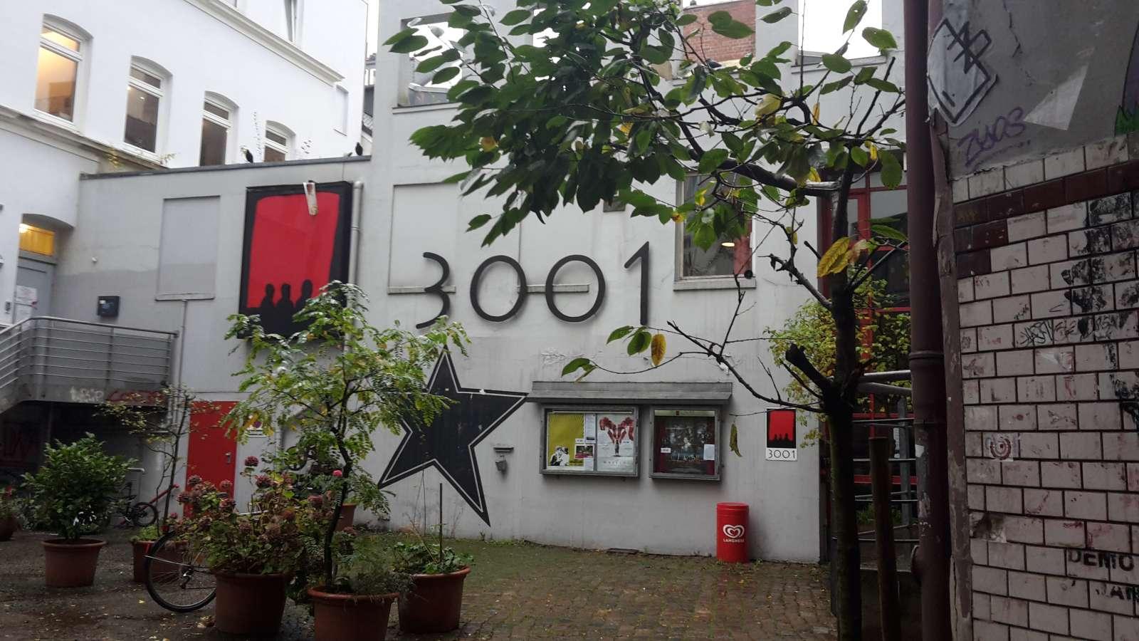 3001-Kino in de Schanzenhöfen