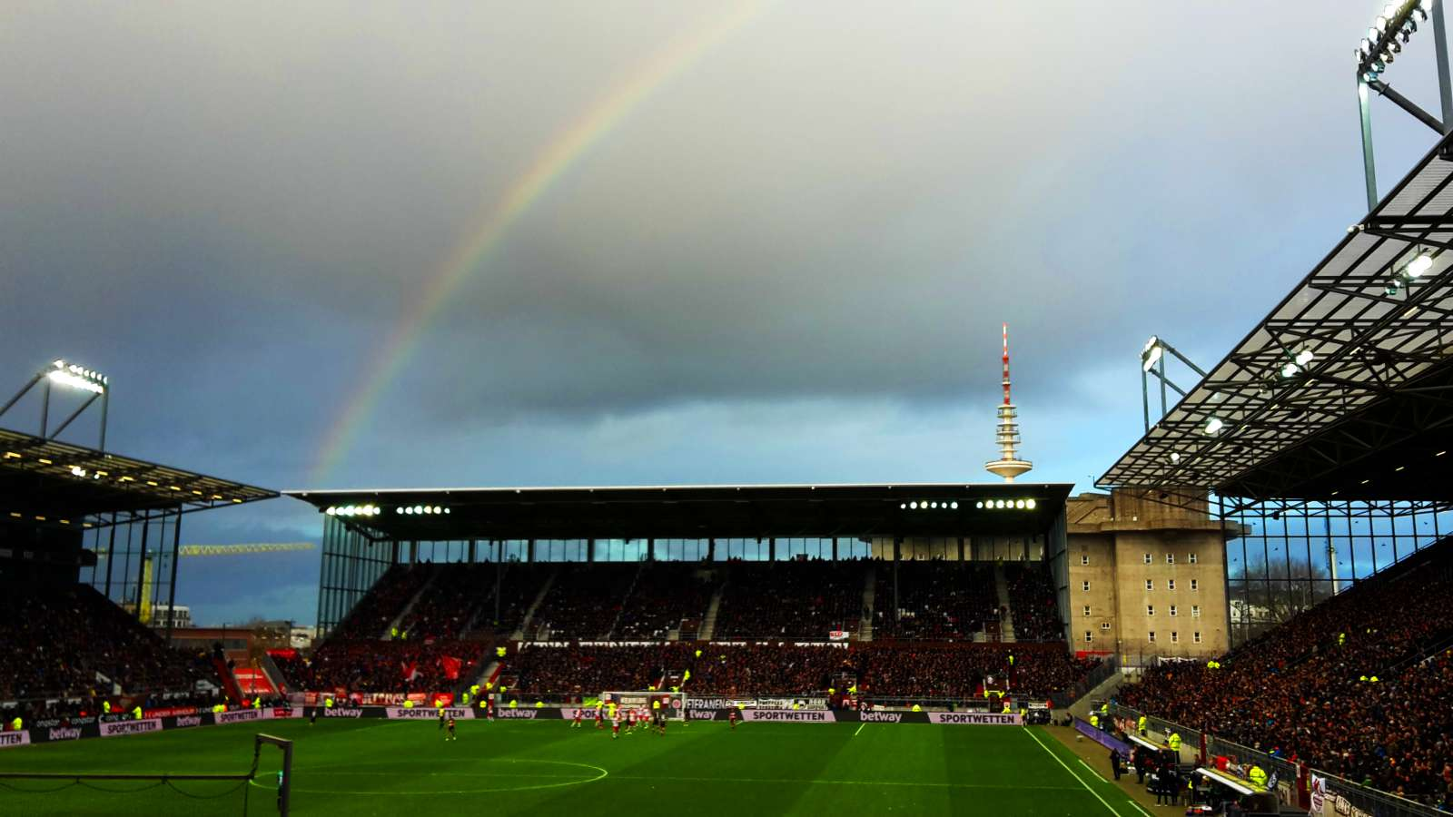 St. Pauli gegen Homophobie - deutlich geht's nicht