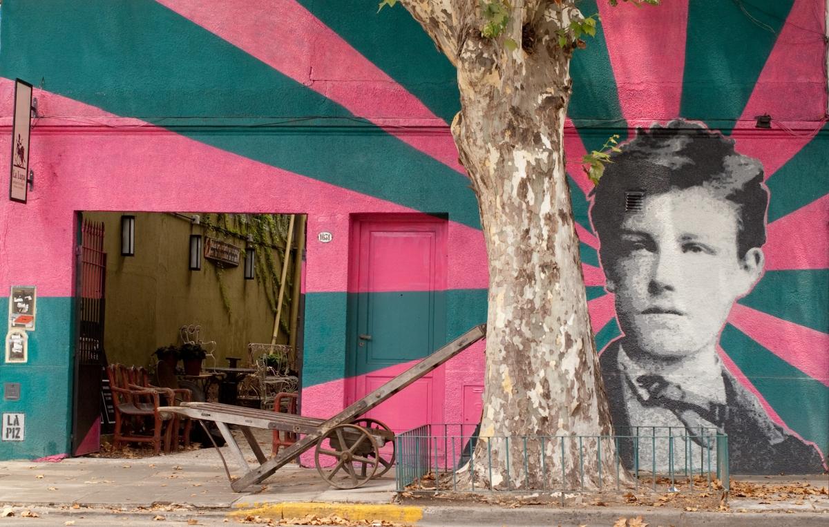 Rimbaud - 2015 - Buenos Aires / Lapiz