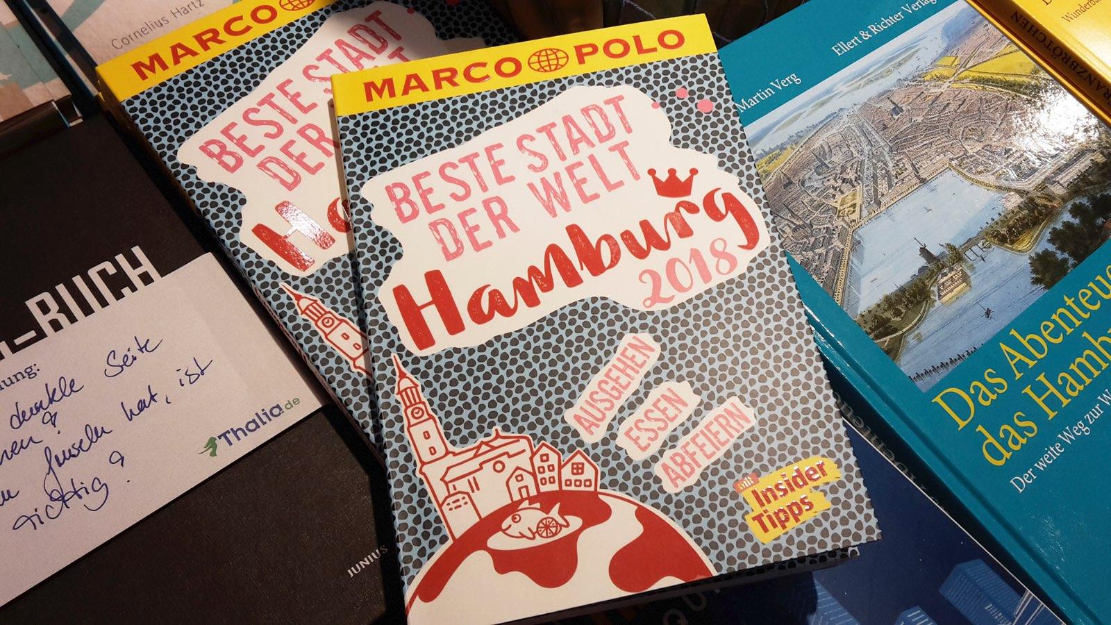 Beste Stadt der Welt – Hamburg 2018