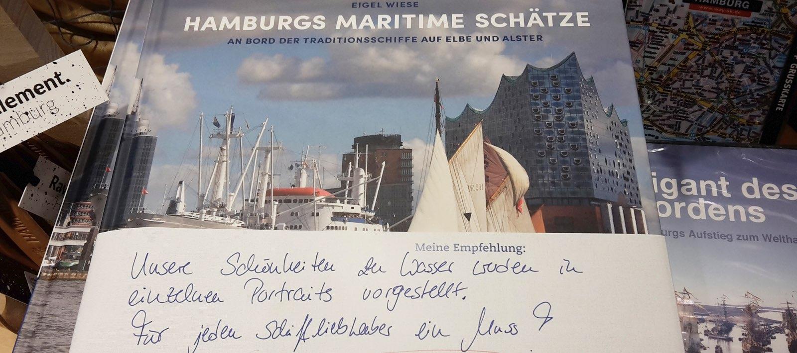 Hamburgs maritime Schätze