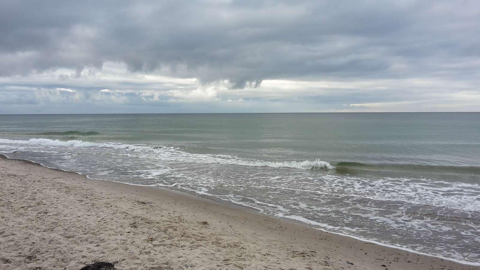 Den Wellen zugucken...