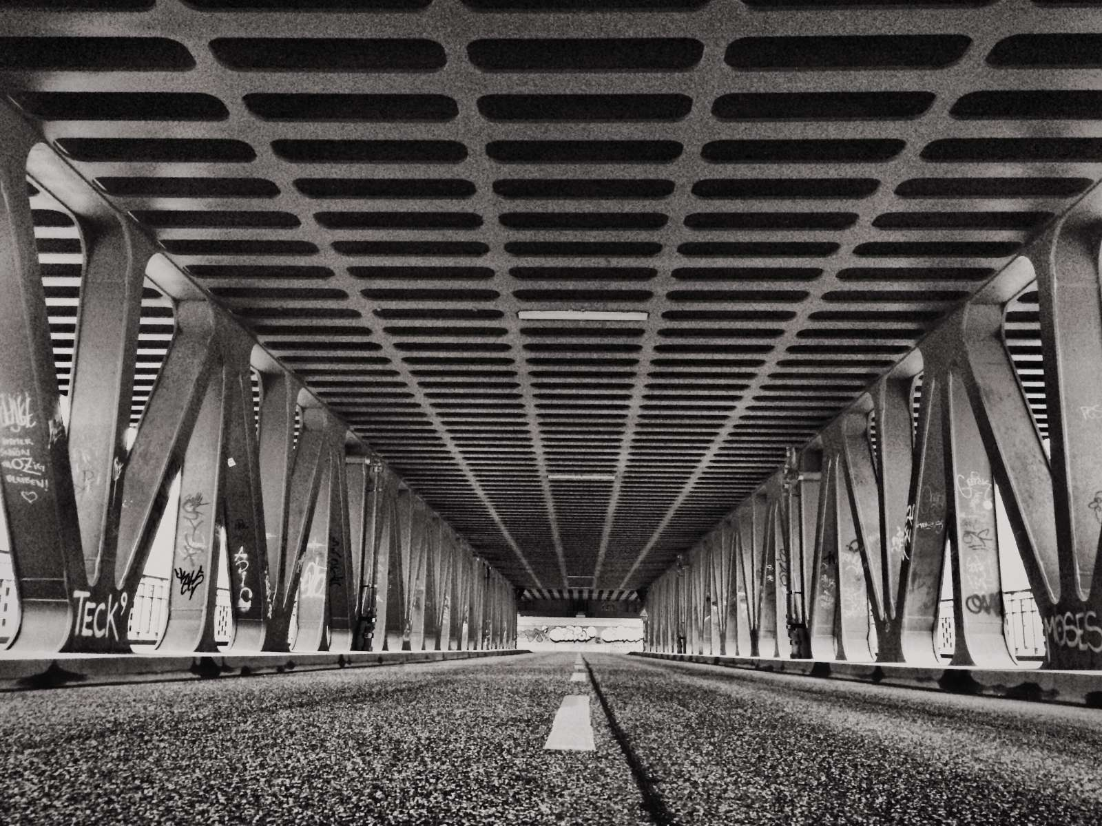Oberhafenbrücke / Foto: Klaas Jeschke