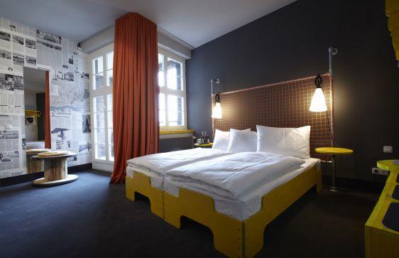 Hotel In Hamburg City
