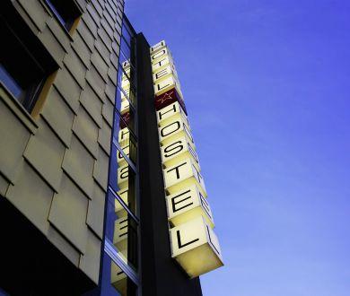 Hostel in hamburg st georg superbude cool bernachten for Coole hotels in hamburg