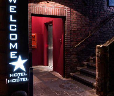 Hotel St. Pauli - Reeperbahn - Hamburg Altona | Superbude St. Pauli