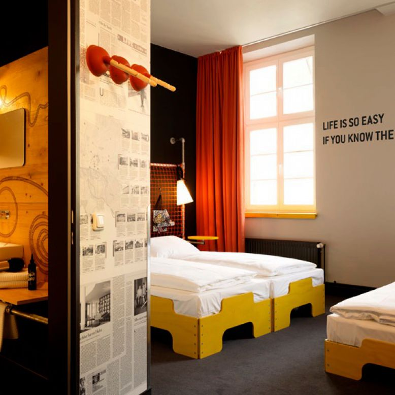 vierbettbude hostel hamburg st pauli superbude. Black Bedroom Furniture Sets. Home Design Ideas